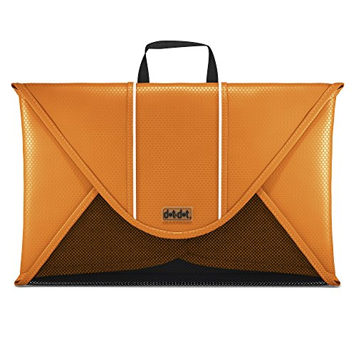 Dot&Dot 18 Inches Packing Folder Backpack Accessory to Avoid Wrinkled Clothing (One piece, Orange)