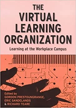 Book The Virtual Learning Organization (Workplace learning series) by Richard Teare (2000-06-03)