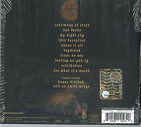 Trust No One Amazoncouk Music
