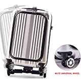 21 Inch Unisex Multi-Functional Scooter Luggage