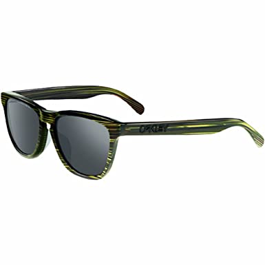 40d9f7de3236 Amazon.com  Oakley Men s Frogskins LX Round Eyeglasses