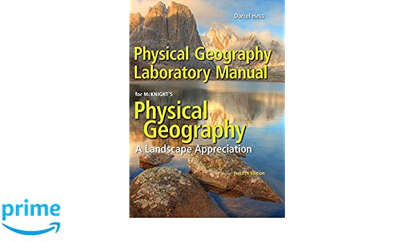 Physical geography laboratory manual plus mastering geography with physical geography laboratory manual plus mastering geography with pearson etext access card package 12th edition darrel hess 9780134290867 fandeluxe Choice Image
