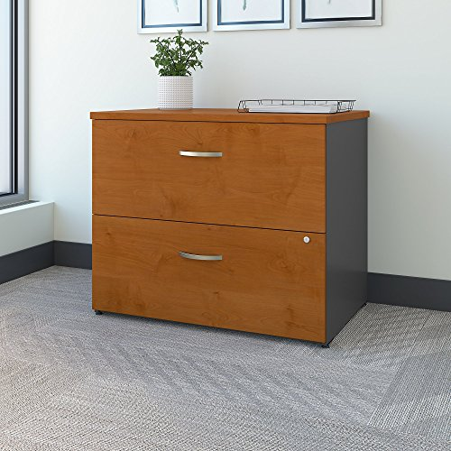 Natural Wood Series Natural - Series C Lateral File Cabinet in Natural Cherry