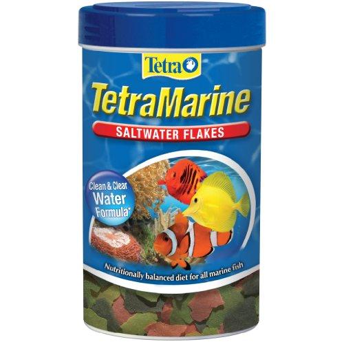 Tetra 16349 Tetra Marine Saltwater Flakes, 2.82-Ounce, 500 ml