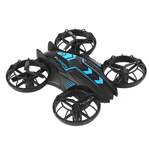 Gotd JXD 515W Altitude Hold Drone 2.4G 4CH Quadcopter With 0.3MP Camera WiFi FPV , Blue by Goodtrade8