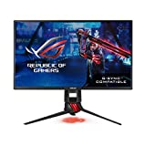 "ASUS ROG Strix XG258Q 24.5"" Gaming Monitor Full HD 1080P 240Hz 1ms Eye Care G-Sync Compatible Adaptive Sync Esports with DP Dual HDMI"