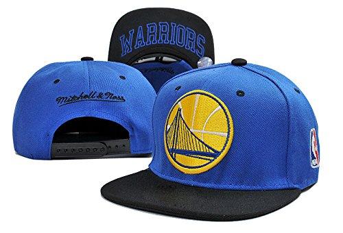 Men Women Hip Hop Fans Support Hats Snapback Baseball Caps (Golden State Warriors - B 3#)