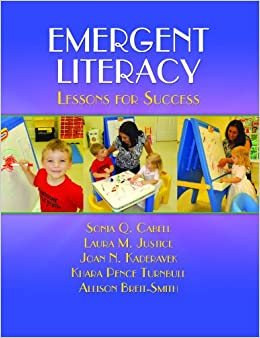 Emergent Literacy: Lessons for Success (Emergent and Early Literacy)
