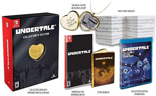 Undertale Collectors Edition Nintendo Switch