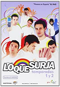 Lo Que Surja [DVD]