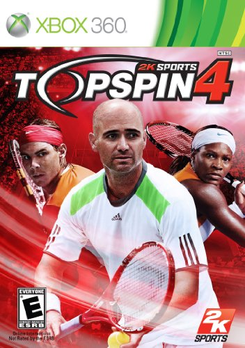 Top Spin 4 Xbox 360 product image