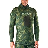 Mares Pure Instinct 5mm Jacket, Green Camo, S2 Small