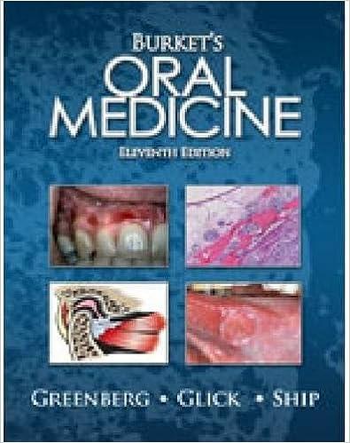 Edition medicine 11th burkets pdf oral