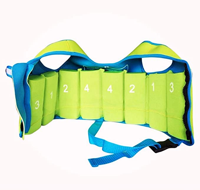 Titop Swim Vest para niños Infant Swim Trainer Chaleco para bebés Niños Float Vest Fruit