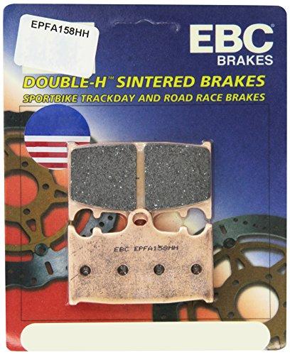 EBC Brakes EPFA158HH EPFA Double H Sintered Disc Brake Pad