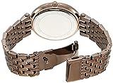 Michael Kors Womens Darci Sable Brown Watch MK3416
