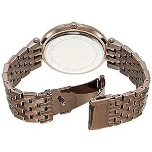 Michael Kors Darci Three-Hand Watch with Glitz Accents, 39mm