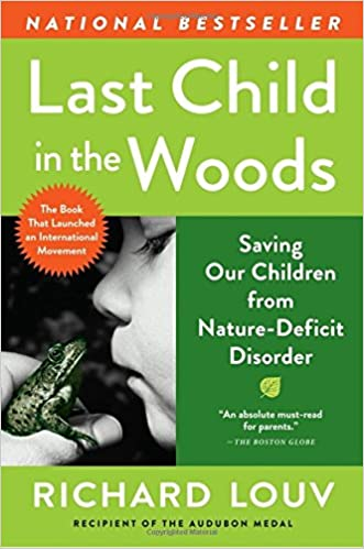last child in the wood book cover