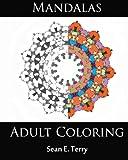 img - for Mandalas Adult Coloring book / textbook / text book