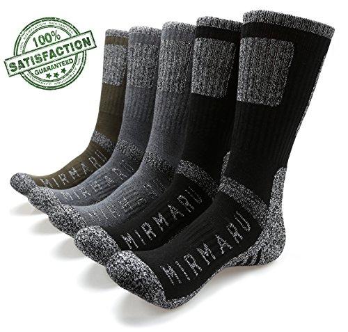 Crew Walking Toe Socks - 9