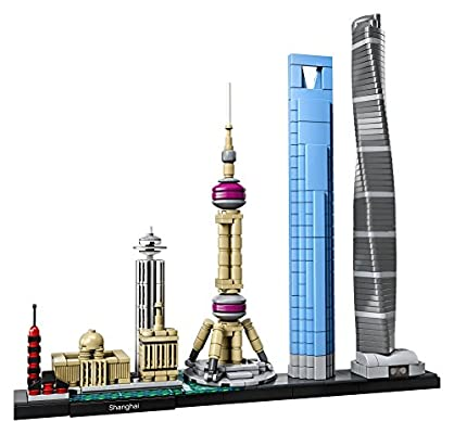 20% Off Lego Architecture: Shanghai 21039