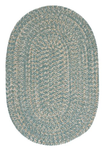 Tremont Area Rug, 2 by 3-Feet, Teal