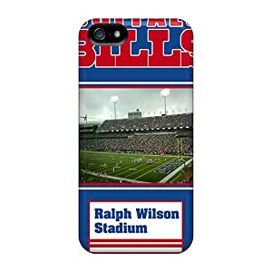New Arrival Premium 5/5s Case Cover For Iphone (buffalo Bills)