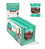 The No-Bake Cookie Co, Gluten Free Cookies, Refreshing Chocolate Mint, 12 Pack Box