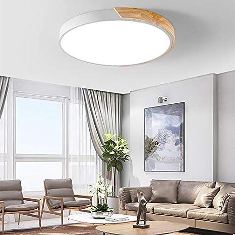 Amazon.com: LITFAD - Lámpara de techo de acrílico moderno ...