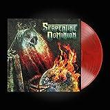 Serpentine Dominion (red/black marble)