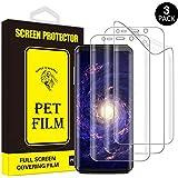 Yoyamo [3-Pack] Galaxy S8 Plus Screen Protector PET Full Screen Coverage [