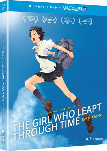 The Girl Who Leapt Through Time (Blu-ray/DVD Combo + UV) by FUNimation