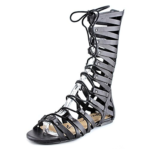 Sandalo American Maya Gladiatore Donne Nere Rag nqwUaX1xq4