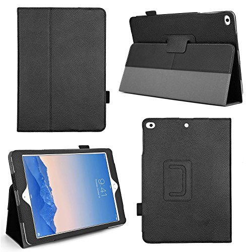 Bear Motion BMIPADAIRLLBK for New iPad 2017 and iPad Air 1,