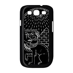 Samsung Galaxy S3 9300 Cell Phone Case Black ONCE UPON A TIME IN EGYPT VIU889945