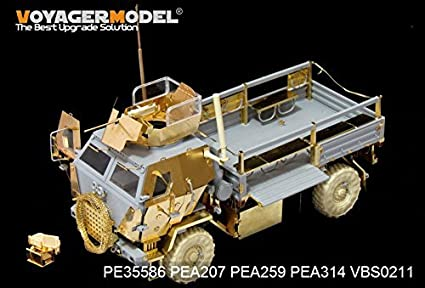 Amazon com: Working American M1078 LMTV armored cabin Basic