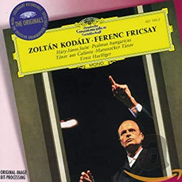 Kodaly: Hary-Janos Suite