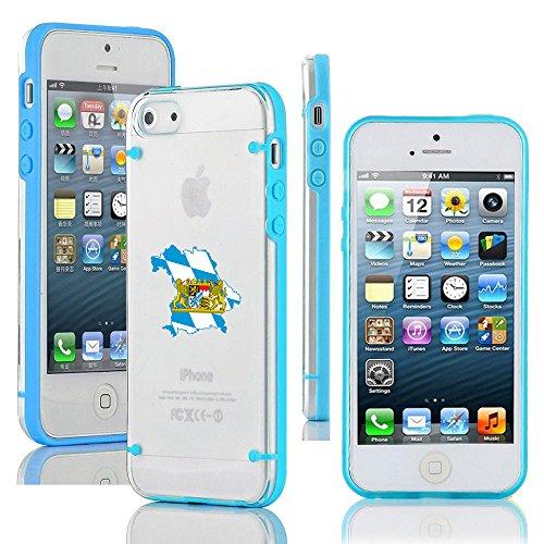 apple-iphone-6-6s-transparent-clear-hard-tpu-case-cover-bavaria-bavarian-flag-light-blue