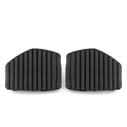 Reemplazo Pedal Cubierta Pad Cauchos Par Freno Y Embrague Citroen Berlingo