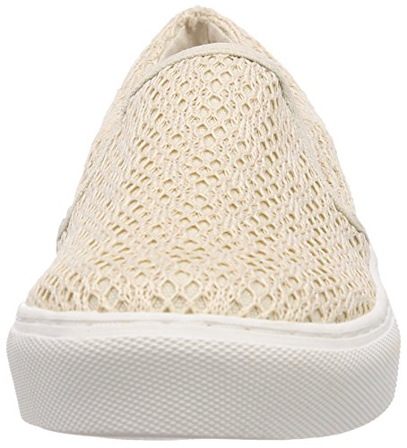 Duet Crochet Donna Rocket lovely Da Espadrillas blanc Dog Beige 5Fgg8qx4w