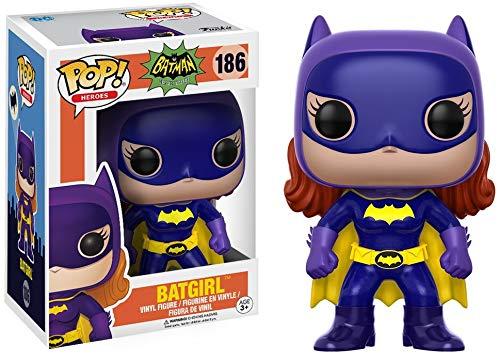 Funko POP Heroes DC Heroes Batgirl Action Figure,Multi-colored