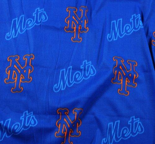 Ny Mets Throw (New York Mets MLB Fleece Throw Blanket by Northwest)