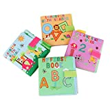 Best Abc Baby Cloth Books - Youbedo Soft Books Cloth Baby Books Baby First Review