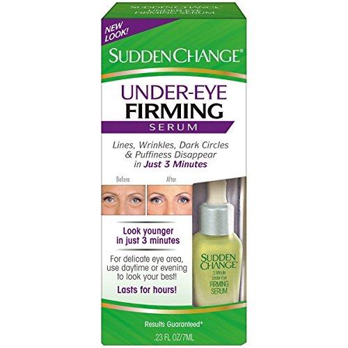 Sudden Change Under-Eye Firming Serum 0.23 oz (Pack of 6)