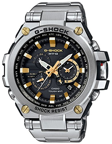 CASIO MT-G TOUGH SOLAR MTG-S1000D-1A9JF MENS (Japan Import-No Warranty)