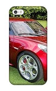 Excellent Design 4c Alfa Romeo Sport Car Case Cover Case For Sam Sung Galaxy S5 Mini Cover