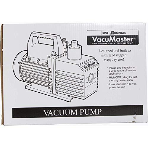 Robinair 15800 VacuMaster Economy Vacuum Pump - 2-Stage, 8 CFM by Robinair (Image #4)