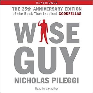 Wiseguy Audiobook