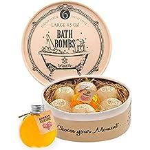 bath bombs luxury