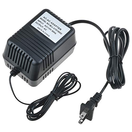(AT LCC New AC Adapter for Viking DLE-300 VK-DLE-300 VK-DLE-300M Advanced Line Simulator Power Supply Cord Cable Battery Charger Mains PSU)